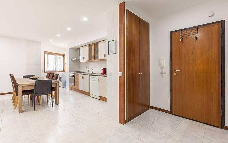 T3 Interior da casa Braga Esposende Apartamento - Interior da casa