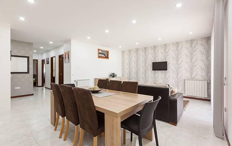T3 Sala de Jantar Braga Esposende Apartamento - Sala de Jantar