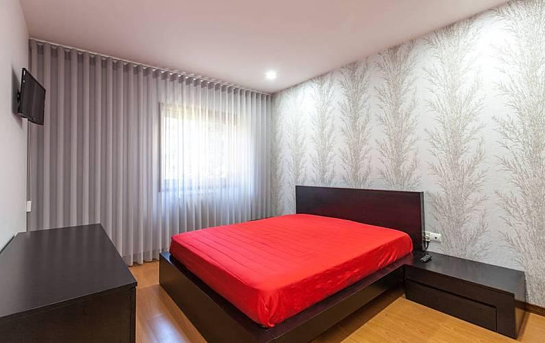T3 Quarto Braga Esposende Apartamento - Quarto