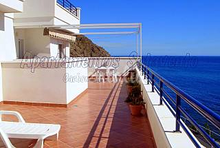 7 Apartamentos en alquiler en primera línea de playa Almería