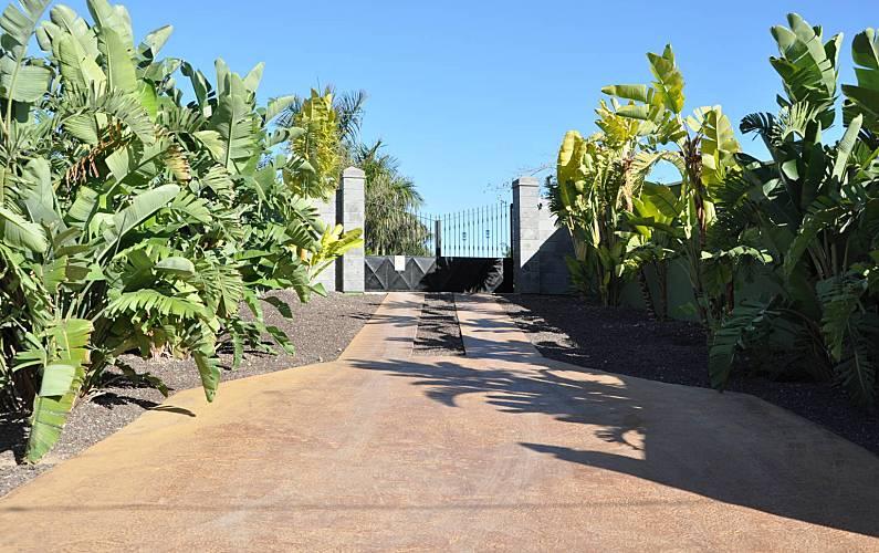 Villa Outdoors Gran Canaria Moya Countryside villa - Outdoors