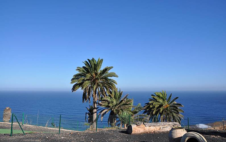 Villa Views from the house Gran Canaria Moya Countryside villa - Views from the house