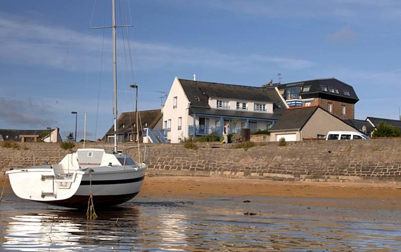 Casa in affitto a 200 m dalla spiaggia tr gastel armor for Prendere in prestito denaro per costruire una casa