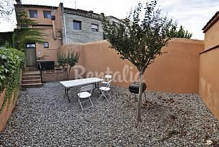 Casa para 8 personas con jardín privado Girona/Gerona