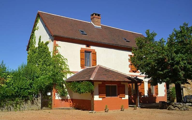 Maison en location en aquitaine saint germain des pres for Maison en aquitaine