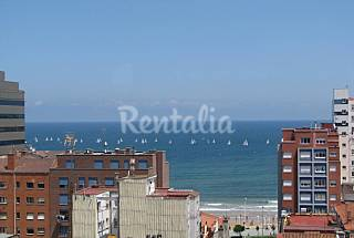 Apartamento para 2-4 personas en Gijon centro Asturias