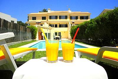 Casa para 9 personas a 150 m de la playa Setúbal