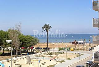 3 Apartments only 70 meters from the beach Murcia