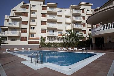 2 Swimming pool Tenerife Adeje Apartment