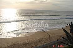 Casa para 5 pessoas em frente à praia Lisboa