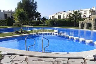 Apartamento con Jardin a 500m playa Tarragona