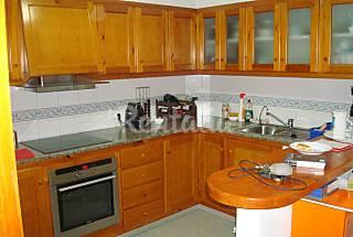 Piso de 3 habitaciones a 300 m de la playa Menorca