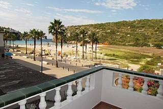 Bonita casa a pie de playa ideal familia con niños Menorca