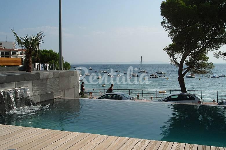 2 Piscina Girona/Gerona Roses Apartamento