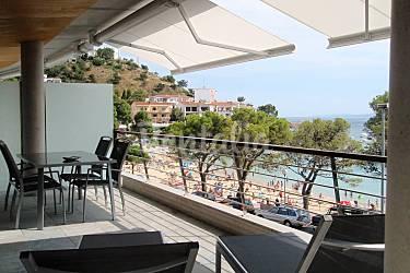 2 Terraza Girona/Gerona Roses Apartamento