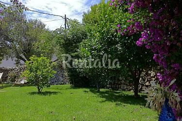 Casa Jardín Menorca Sant Lluís Casa en entorno rural