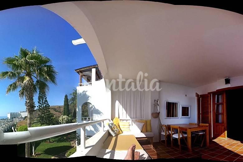 Apartamento para 6 personas a 60 m de la playa moj car playa moj car almer a costa de - Apartamentos argar almeria ...