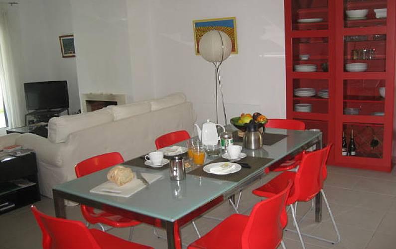 Villa Dining-room Setúbal Sesimbra villa - Dining-room