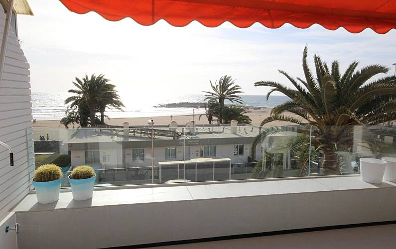 Apartment with stunning sea views in San Agustin Gran Canaria - Views from the house