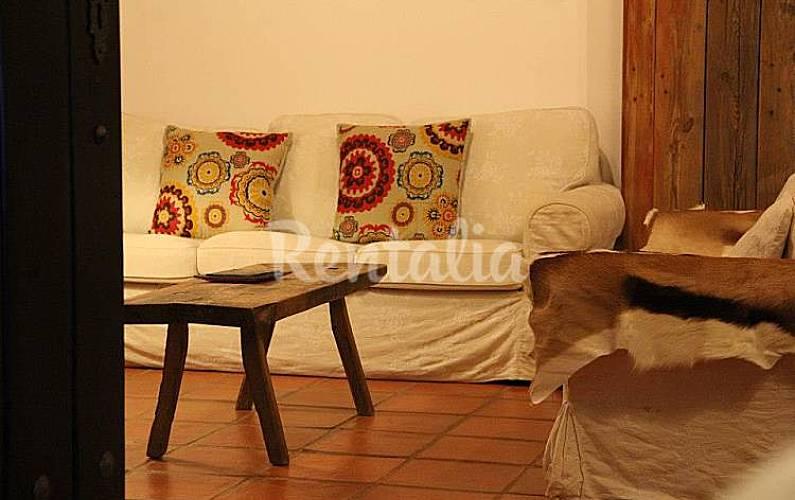 Casa Sala Algarve-Faro Portimão Casa rural - Sala
