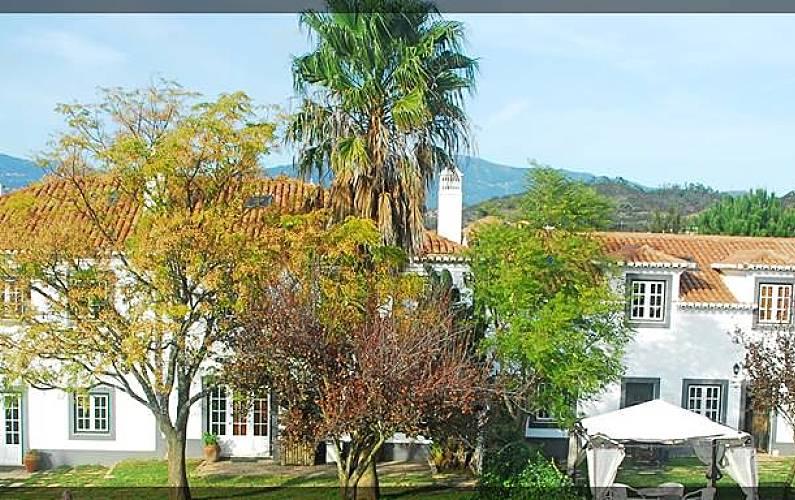 Casa Vistas da casa Algarve-Faro Portimão Casa rural - Vistas da casa