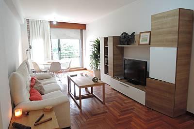 Apartamento para 4 personas a 1500 m de la playa Pontevedra