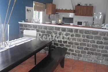 House Kitchen São Miguel Island Ponta Delgada House