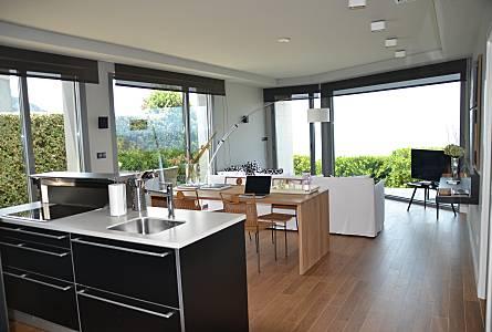 0a3a5f91ab74f Apartamento de lujo sobre el mar Vizcaya Bizkaia - Interior del aloj.