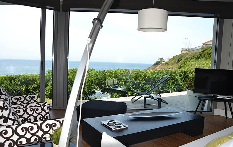 Apartamento de lujo sobre el mar san pelaio bakio vizcaya bizkaia costa vasca - Apartamentos sobre el mar zarautz ...