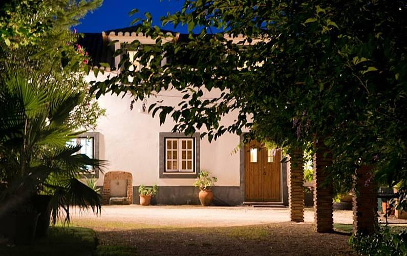 Casa do Lago Algarve-Faro - Exterior da casa