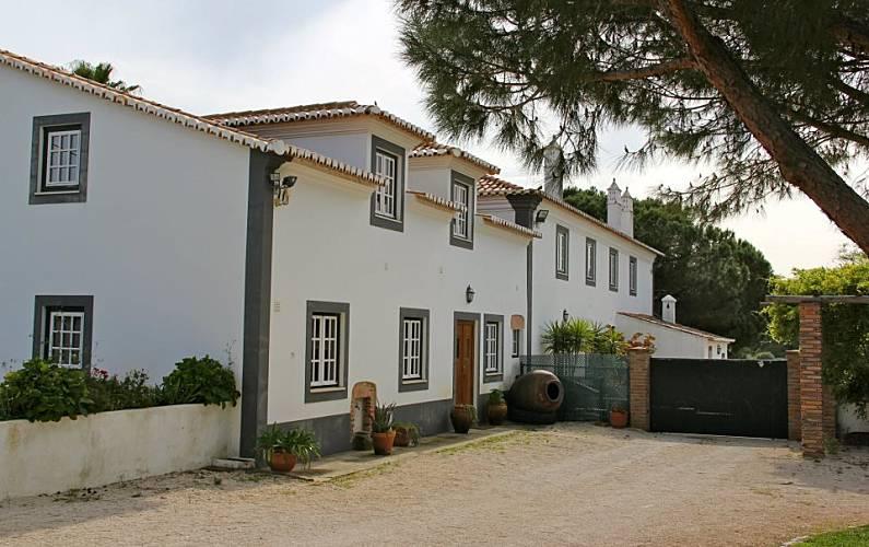 Casa Exterior da casa Algarve-Faro Portimão Casa rural - Exterior da casa