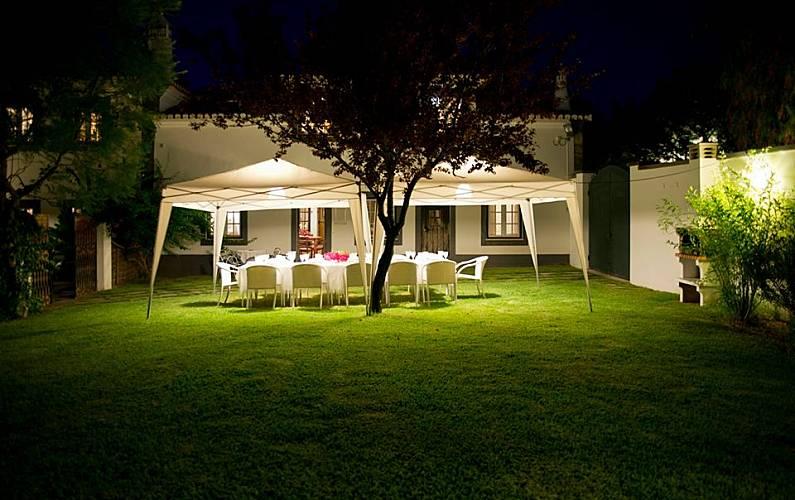 Casa Jardim Algarve-Faro Portimão Casa rural - Jardim