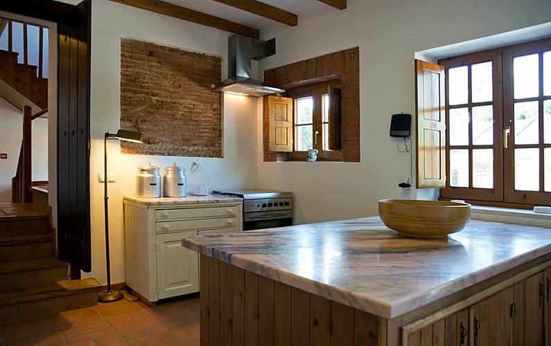 Casa Cozinha Algarve-Faro Portimão Casa rural - Cozinha