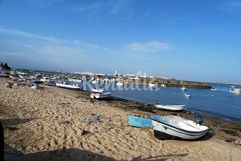 Casa en alquiler en 1a l nea de playa isla del moral ayamonte huelva costa de la luz - Alquiler casa playa huelva ...