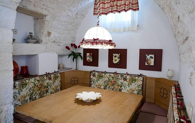 Casa con 2 stanze a Alberobello Bari