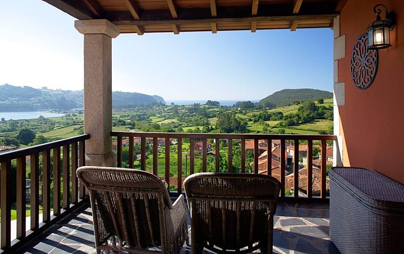 Villa para 8 personas a 2 km de la playa Asturias