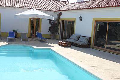 Villa de 3 habitaciones a 800 m de la playa Beja