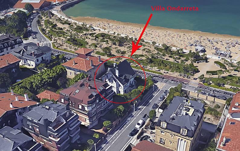 Vivenda Guipúscoa Donostia/San Sebastián vivenda -