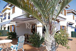 Huis te huur op 50 meter van het strand Almería
