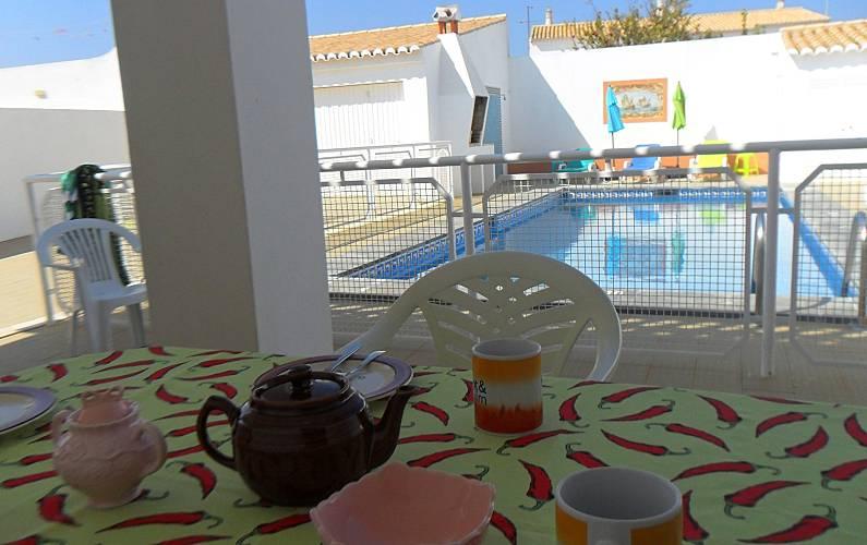House Outdoors Algarve-Faro Lagos House - Outdoors