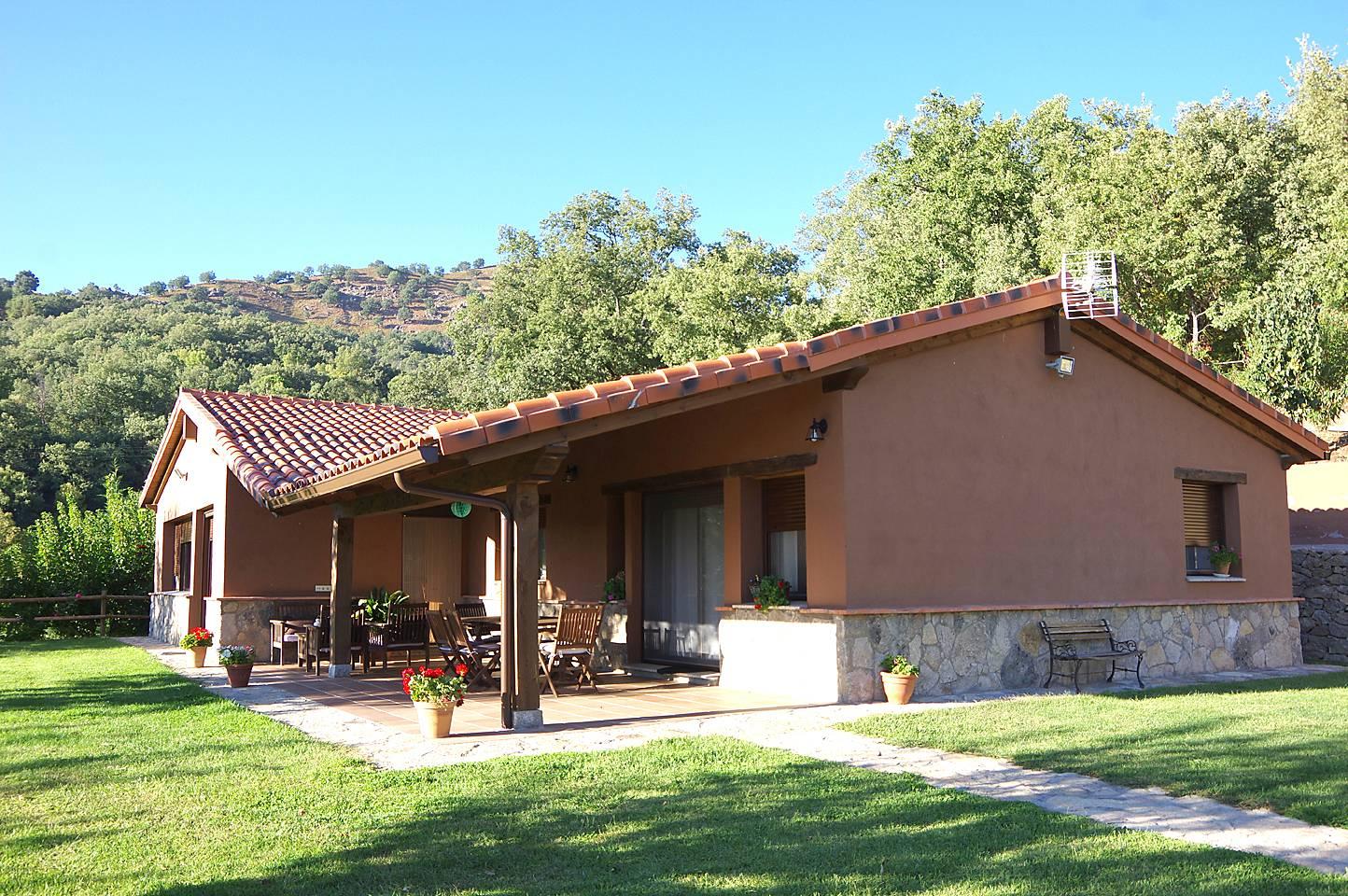 Casa rural valle de gredos candeleda vila valle del ti tar - Casas rurales en avila baratas ...