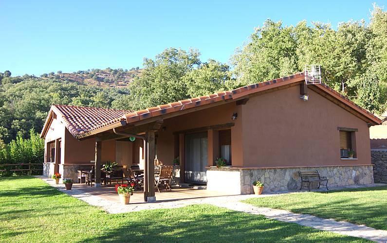 House For Rent In Avila Candeleda Avila Tietar Valley