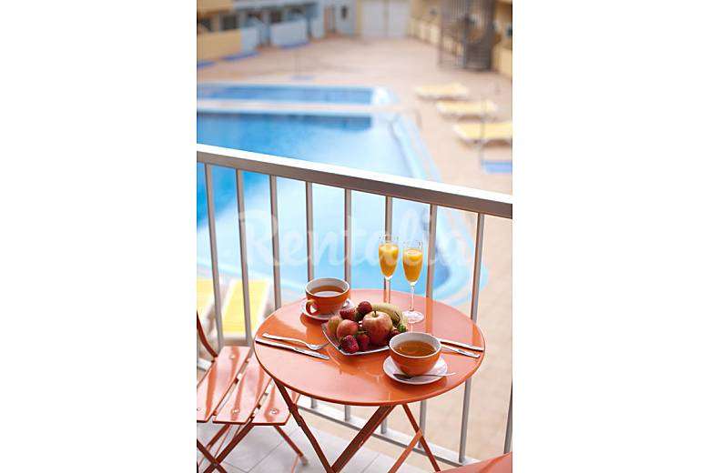 Cómodo Piscina Fuerteventura La Oliva Apartamento