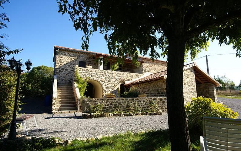 Maison pour 6 personnes saint etienne de fontbellon - Mobilier jardin narbonne saint etienne ...