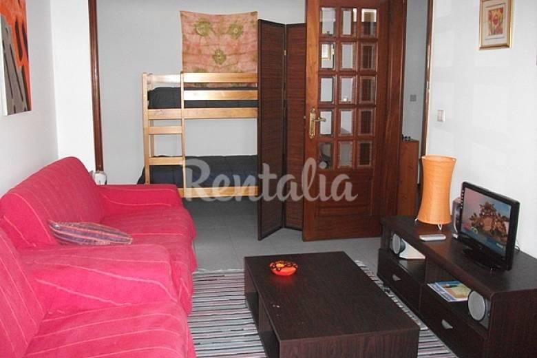 Casa Living-room Aveiro Ovar Apartment