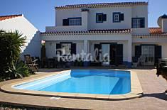 Seafront detach Villa for 6-9 people.Pool.Surf    Algarve-Faro