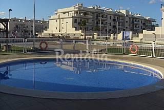 Apartamento de 2 habitaciones en campo de golf  Castellón