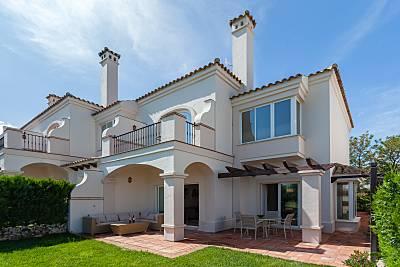 Casa 2 dormitorios en alquiler en campo de golf Cádiz