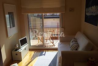 Apartment for 2-3 people only 50 meters from the beach Barcelona
