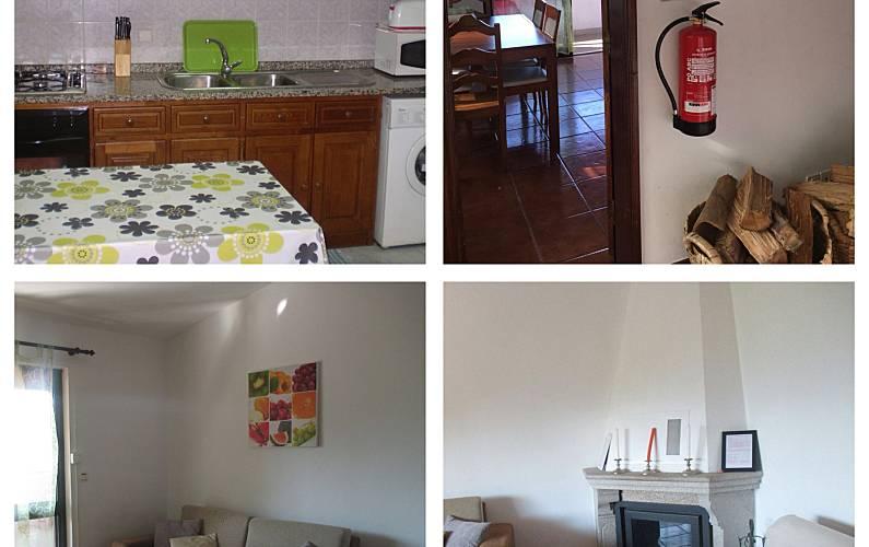 Casa Cozinha Braga Vieira do Minho Casa rural - Cozinha